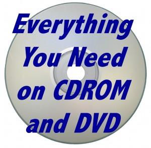 CDROM & DVD